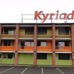 Отель Kyriad Toulouse Est Balma - Cité de l'Espace Франция, Бальма - отзывы, цены и фото номеров - забронировать отель Kyriad Toulouse Est Balma - Cité de l'Espace онлайн парковка