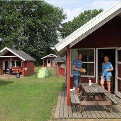 Отель Ajstrup Beach Camping & Cottages Дания, Орхус - отзывы, цены и фото номеров - забронировать отель Ajstrup Beach Camping & Cottages онлайн