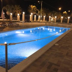 Отель Riviera Palace Италия, Порт-Эмпедокле - отзывы, цены и фото номеров - забронировать отель Riviera Palace онлайн бассейн фото 3