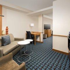 Отель Fairfield Inn by Marriott Washington D.C. США, Вашингтон - отзывы, цены и фото номеров - забронировать отель Fairfield Inn by Marriott Washington D.C. онлайн комната для гостей фото 3