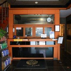 Отель Daegwalnyeong Sanbang Южная Корея, Пхёнчан - отзывы, цены и фото номеров - забронировать отель Daegwalnyeong Sanbang онлайн интерьер отеля