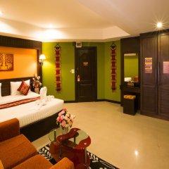 Great Residence Hotel сауна