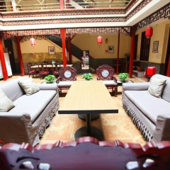 Beijing Hyde Courtyard Hotel интерьер отеля фото 3