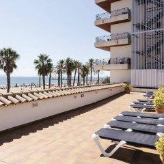 Отель Montecarlo Испания, Курорт Росес - 1 отзыв об отеле, цены и фото номеров - забронировать отель Montecarlo онлайн бассейн фото 3