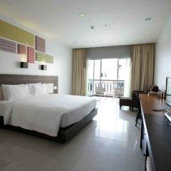 Отель Welcome World Beach Resort & Spa Таиланд, Паттайя - отзывы, цены и фото номеров - забронировать отель Welcome World Beach Resort & Spa онлайн комната для гостей фото 15