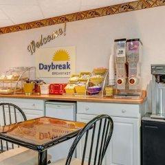 Отель Days Inn Ridgefield питание