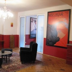 Отель Red Bed & Breakfast Болгария, София - отзывы, цены и фото номеров - забронировать отель Red Bed & Breakfast онлайн интерьер отеля фото 2