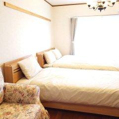 Апартаменты Umi No Mieru Apartment Центр Окинавы