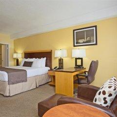 Отель Days Inn by Wyndham Washington DC/Connecticut Avenue США, Вашингтон - отзывы, цены и фото номеров - забронировать отель Days Inn by Wyndham Washington DC/Connecticut Avenue онлайн комната для гостей фото 4