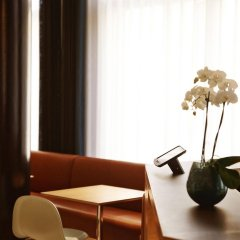 Отель Danhostel Copenhagen City - Hostel Дания, Копенгаген - 1 отзыв об отеле, цены и фото номеров - забронировать отель Danhostel Copenhagen City - Hostel онлайн комната для гостей фото 2