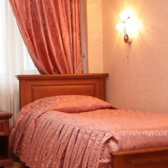 Олимп Отель комната для гостей фото 4