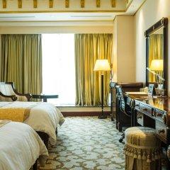 Grand Plaza Hanoi Hotel комната для гостей