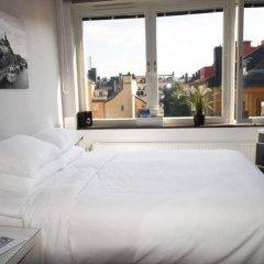 Отель Bed & Breakfast Stockholm at Mariatorget комната для гостей фото 5