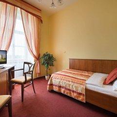 Отель PODHRAD Глубока-над-Влтавой комната для гостей
