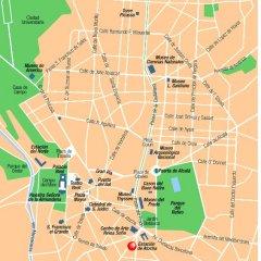 AC Hotel Carlton Madrid by Marriott городской автобус