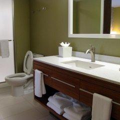 Отель Home2 Suites by Hilton Cleveland Beachwood ванная