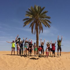 Отель Soleil Bleu Марокко, Мерзуга - отзывы, цены и фото номеров - забронировать отель Soleil Bleu онлайн приотельная территория фото 2