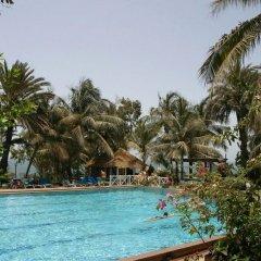 Hotel Jardin Savana Dakar с домашними животными