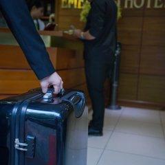 Отель Emerald Hotel Вьетнам, Ханой - отзывы, цены и фото номеров - забронировать отель Emerald Hotel онлайн интерьер отеля фото 3