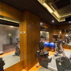 Отель Favori фитнесс-зал фото 4