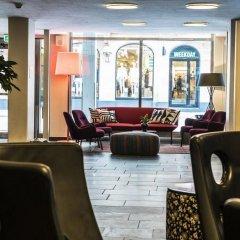 Отель Scandic St Jörgen Швеция, Мальме - отзывы, цены и фото номеров - забронировать отель Scandic St Jörgen онлайн интерьер отеля фото 2