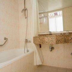 Отель Belair Beach Греция, Родос - 1 отзыв об отеле, цены и фото номеров - забронировать отель Belair Beach онлайн ванная