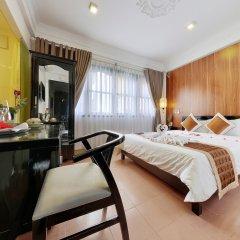 Отель Hai Yen Hotel Вьетнам, Хойан - отзывы, цены и фото номеров - забронировать отель Hai Yen Hotel онлайн комната для гостей фото 4
