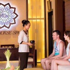 Отель Seahorse Resort & Spa спа фото 2
