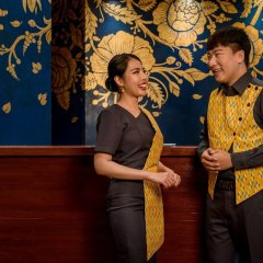 Отель Vela Bangkok Бангкок сауна