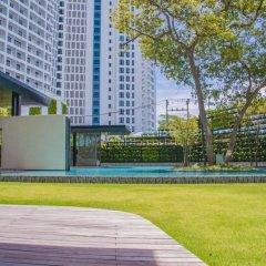 Отель Baan Plai Haad Beachfront Condominium Паттайя с домашними животными