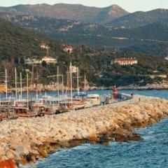 Rauf Bey Evi Турция, Каш - отзывы, цены и фото номеров - забронировать отель Rauf Bey Evi онлайн пляж фото 2