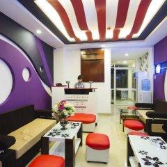 Отель Hoang Dung Hotel – Hong Vina Вьетнам, Хошимин - отзывы, цены и фото номеров - забронировать отель Hoang Dung Hotel – Hong Vina онлайн комната для гостей фото 4