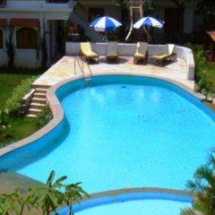 Отель Silk Cotton Resort Гоа бассейн