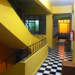 Отель Hostal Amigo Suites Мехико интерьер отеля фото 3