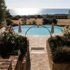 Отель Pamperduto Country Resort Потенца-Пичена бассейн фото 3