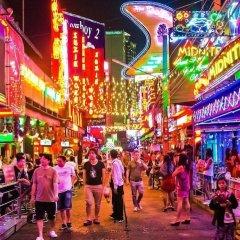 Отель Nana Best Inn Бангкок развлечения