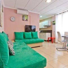 Отель Tripbarcelonaspain Plaza de España Испания, Барселона - отзывы, цены и фото номеров - забронировать отель Tripbarcelonaspain Plaza de España онлайн комната для гостей фото 2