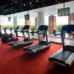 Отель Tower Club at lebua фитнесс-зал фото 3