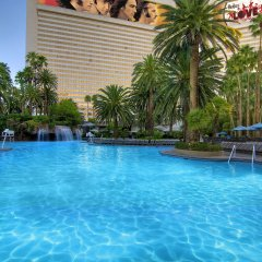 Отель The Mirage США, Лас-Вегас - 10 отзывов об отеле, цены и фото номеров - забронировать отель The Mirage онлайн бассейн фото 2