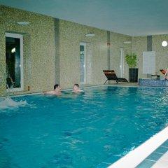 Отель Veronika Hotel Венгрия, Тисауйварош - отзывы, цены и фото номеров - забронировать отель Veronika Hotel онлайн бассейн