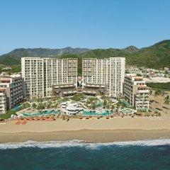 Отель Now Amber Resort & SPA пляж фото 2