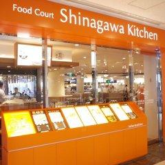 Отель Shinagawa Prince Токио банкомат
