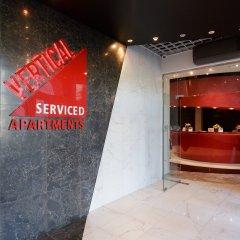 Гостиница Апарт-отель Вертикаль в Санкт-Петербурге - забронировать гостиницу Апарт-отель Вертикаль, цены и фото номеров Санкт-Петербург интерьер отеля