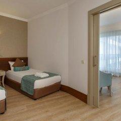 Отель Side Crown Palace - All Inclusive комната для гостей фото 4