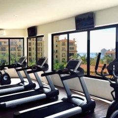 Отель Marina Fiesta Resort & Spa Золотая зона Марина фитнесс-зал фото 3