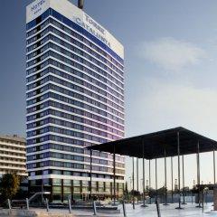 Отель Gran Hotel Torre Catalunya Испания, Барселона - 9 отзывов об отеле, цены и фото номеров - забронировать отель Gran Hotel Torre Catalunya онлайн приотельная территория фото 2