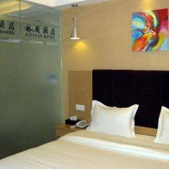 Отель Xiangmei Hotel-Linyuan Branch Китай, Шэньчжэнь - отзывы, цены и фото номеров - забронировать отель Xiangmei Hotel-Linyuan Branch онлайн комната для гостей фото 3