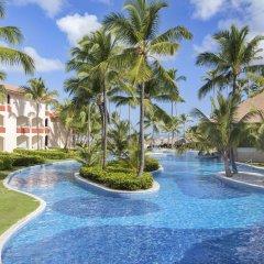 Отель Majestic Colonial Club - Junior Suite Доминикана, Пунта Кана - отзывы, цены и фото номеров - забронировать отель Majestic Colonial Club - Junior Suite онлайн бассейн фото 3