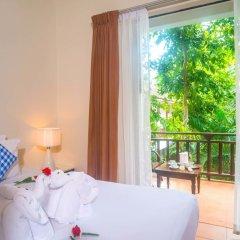 Отель Lamai Wanta Beach Resort балкон