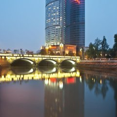 Отель Somerset Riverview Chengdu